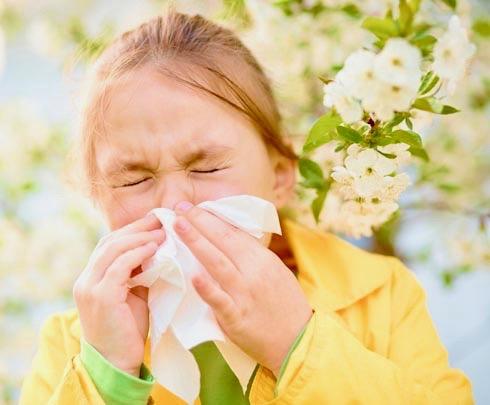 Αλλεργίες: ένας κίνδυνος που υποτιμάται στα παιδιά!