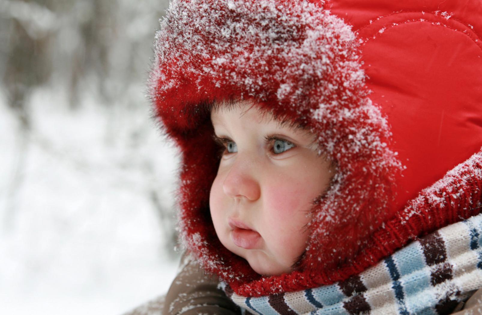 Έκζεμα: Πως να προετοιμάσετε το δέρμα του παιδιού σας για το χειμώνα!