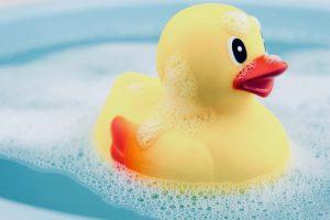 Έκζεμα: πόσο συχνά επιτρέπεται το μπάνιο;