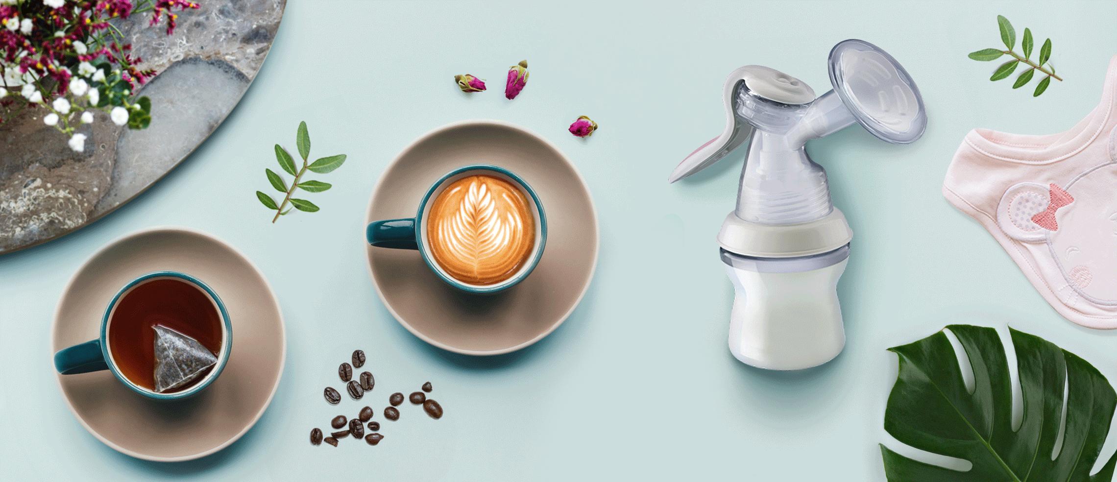 Θηλασμός και καφεΐνη