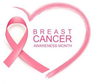 25 Οκτωβρίου 2019: Παγκόσμια Ημέρα κατά του Καρκίνου του Μαστού